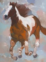 Painted Horse #2 Fine-Art Print