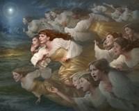 The Herald Angels Fine-Art Print