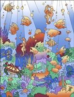 Under The Sea 2 Fine-Art Print