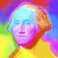 Washington Pop Art Fine-Art Print