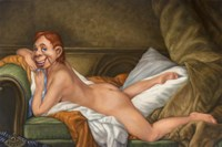 Marie-Howdy O Doody Fine-Art Print