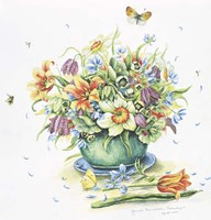 April Bouquet Fine-Art Print