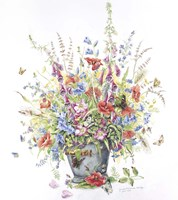 Bouquet For June Fine-Art Print