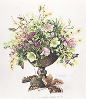 February Bouquet Fine-Art Print