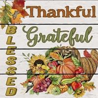 Thanksgiving-H Fine-Art Print