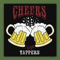 Cheers Beer 2 Fine-Art Print