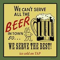 Best Beer Fine-Art Print