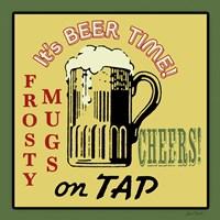 Tap Beer Fine-Art Print