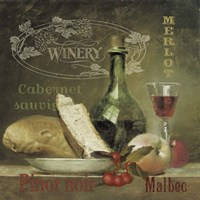 Winery Fine-Art Print