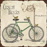 Crescent Bicycles Fine-Art Print