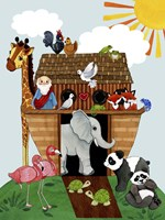 Ark on Land Fine-Art Print