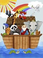 Ark on Water Fine-Art Print
