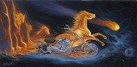Ride The Fury Fine-Art Print