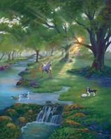 River Life Fine-Art Print