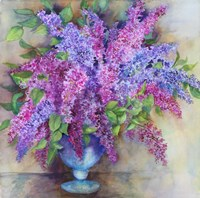 A Varity of Lilacs Fine-Art Print