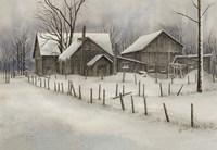 Sometimes in Winter Fine-Art Print