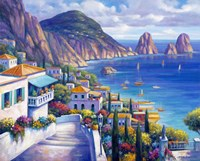 View of the Ocean Fine-Art Print