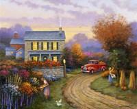 Fall Harvest Fine-Art Print