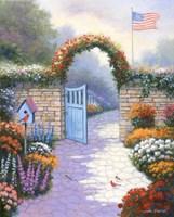 Garden Splendor Fine-Art Print