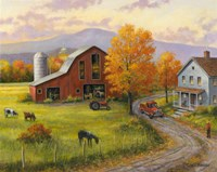 Fall on the Farm Fine-Art Print
