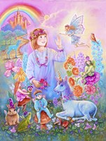 Welcome to Make Believe Fine-Art Print