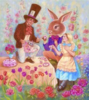 Mad Hatters Tea Party Fine-Art Print