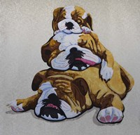 Bulldogs Fine-Art Print