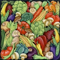 Veggies 1 Fine-Art Print