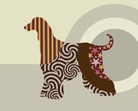 Afghan Hound Dog Fine-Art Print