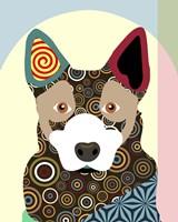Australian Cattle Dog Fine-Art Print