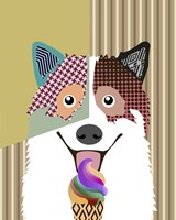 Bangkaew Dog Fine-Art Print