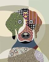Beagle Dog I Fine-Art Print