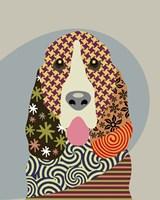 Basset Hound Dog Fine-Art Print