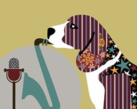 Beagle Dog II Fine-Art Print