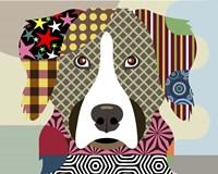 Bernese Mountain Dog Fine-Art Print