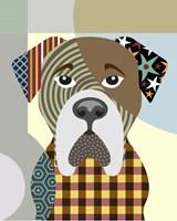 BullMastiff Dog Fine-Art Print