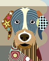 German Wirehaired Pointer Fine-Art Print