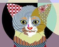 Spectrum Cat Fine-Art Print