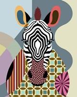 Spectrum Zebra Fine-Art Print