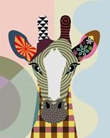 Stand Tall Giraffe Fine-Art Print