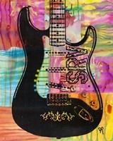 SRV Guitar Fine-Art Print