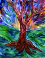 Chromatic Tree Fine-Art Print