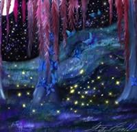 Firefly Night Fine-Art Print