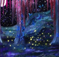 Firefly Night Fine-Art Print