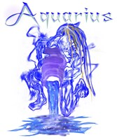 Galaxy Aquarius Fine-Art Print