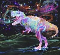 Rainbow Trex 2 Fine-Art Print