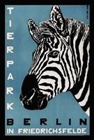 Berlin Zoo Fine-Art Print