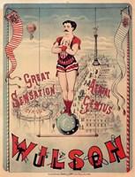 Circus 1889 Fine-Art Print