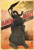 Circus 1902 Fine-Art Print