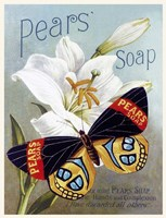 Pears' soap Fine-Art Print